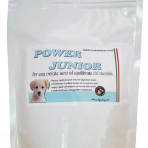 integratore alimentare per cani - Power Junior-0