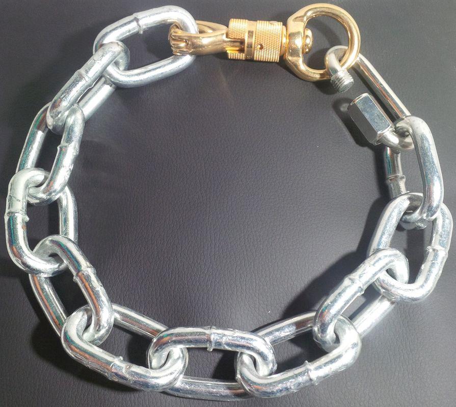 COLLARE STEEL BULL GOLD-0