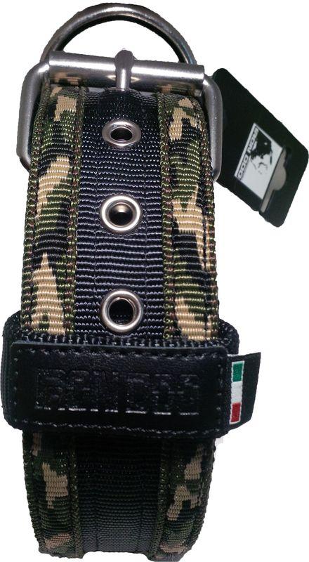 Collare SERIE MILITARY ELITE' camo green-884